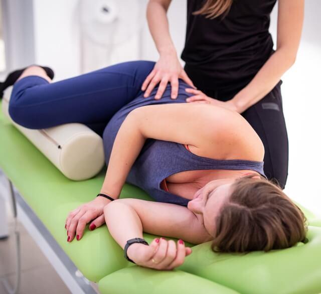 Fizjoterapia w ciąży i połogu, nietrzymanie moczu, rozejście mięśni prostych brzucha