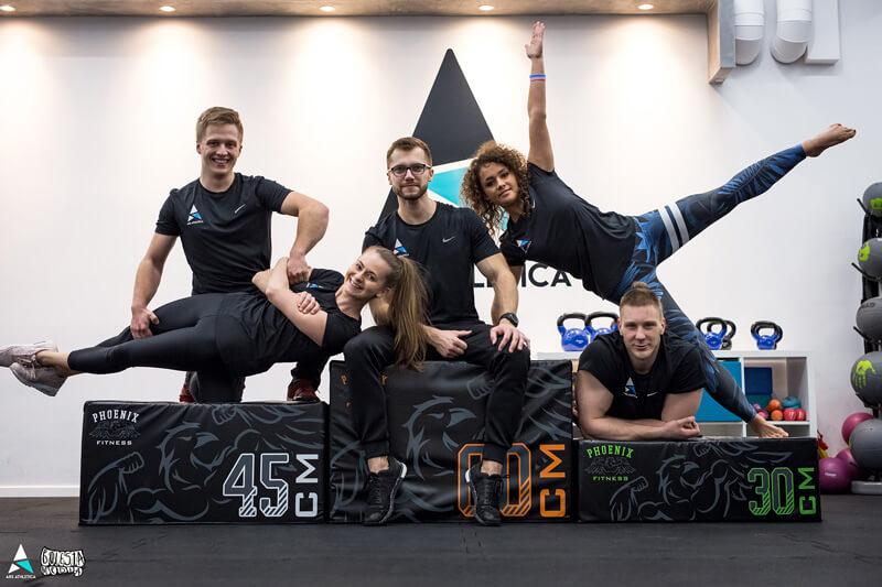Ars Athleica team