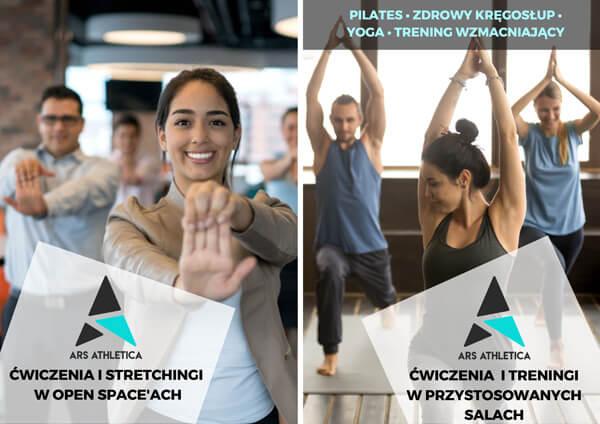 Ćwiczenia i stretchingi