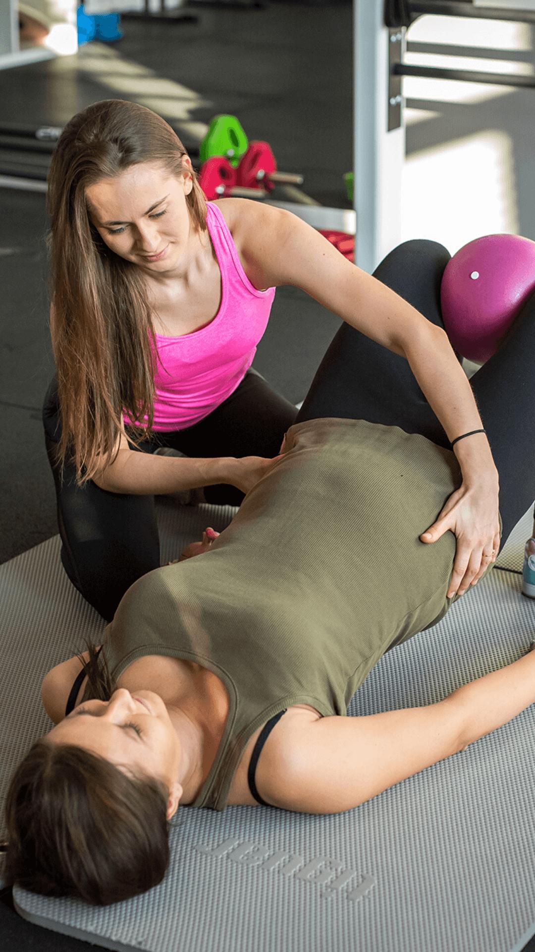 Ćwiczenia w ciąży kraków