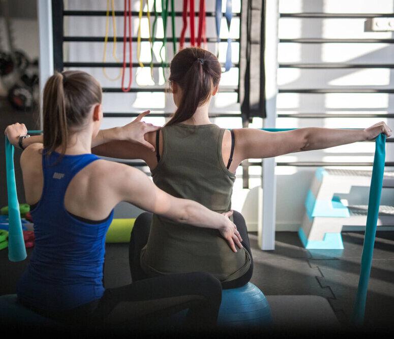 Trening personalny w ciąży, Trening personalny po porodzie
