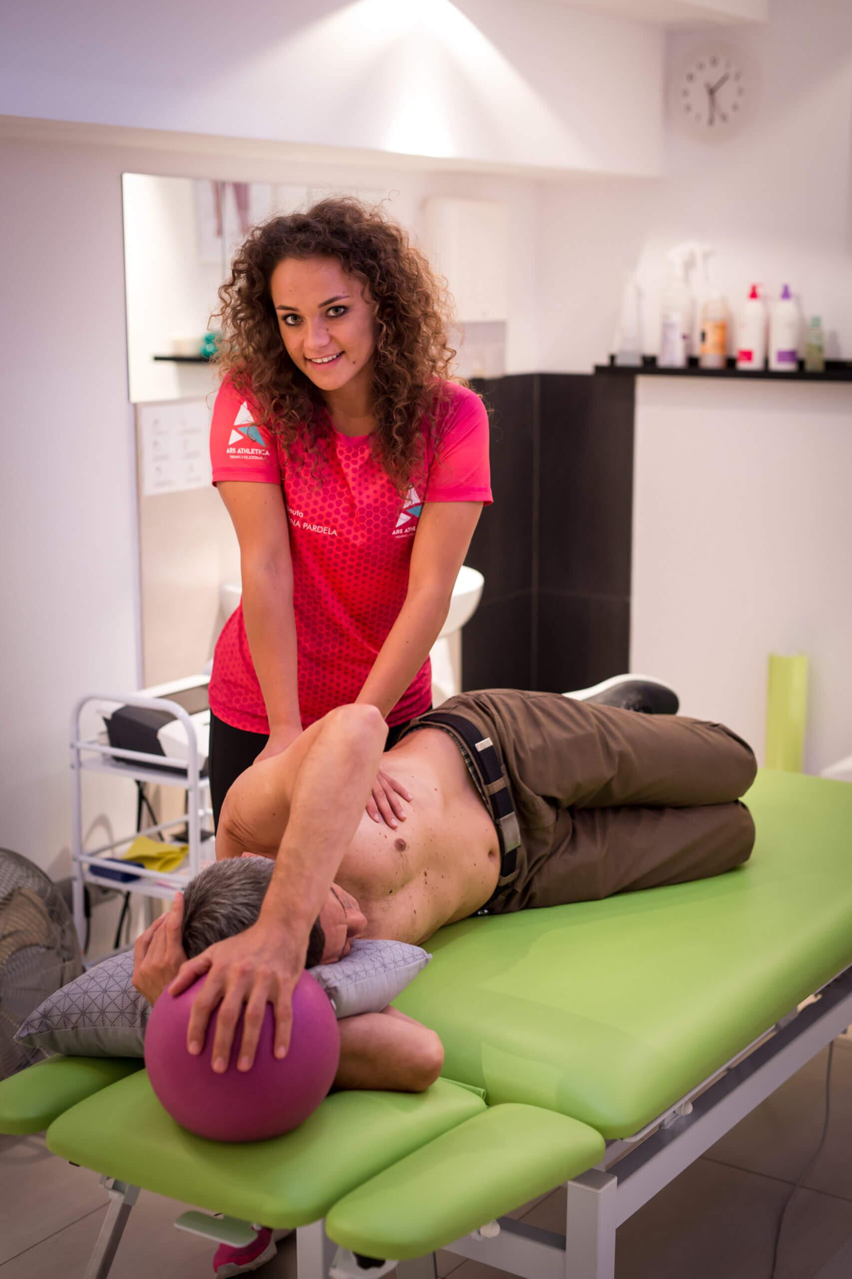 Fizjoterapia Oliwia Albrycht, fizjoterapia sportowa, fizjoterapia otopedyczna