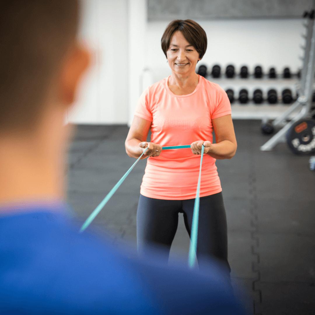 Trening medyczny, trening funkcjonalny, trening po kontuzji