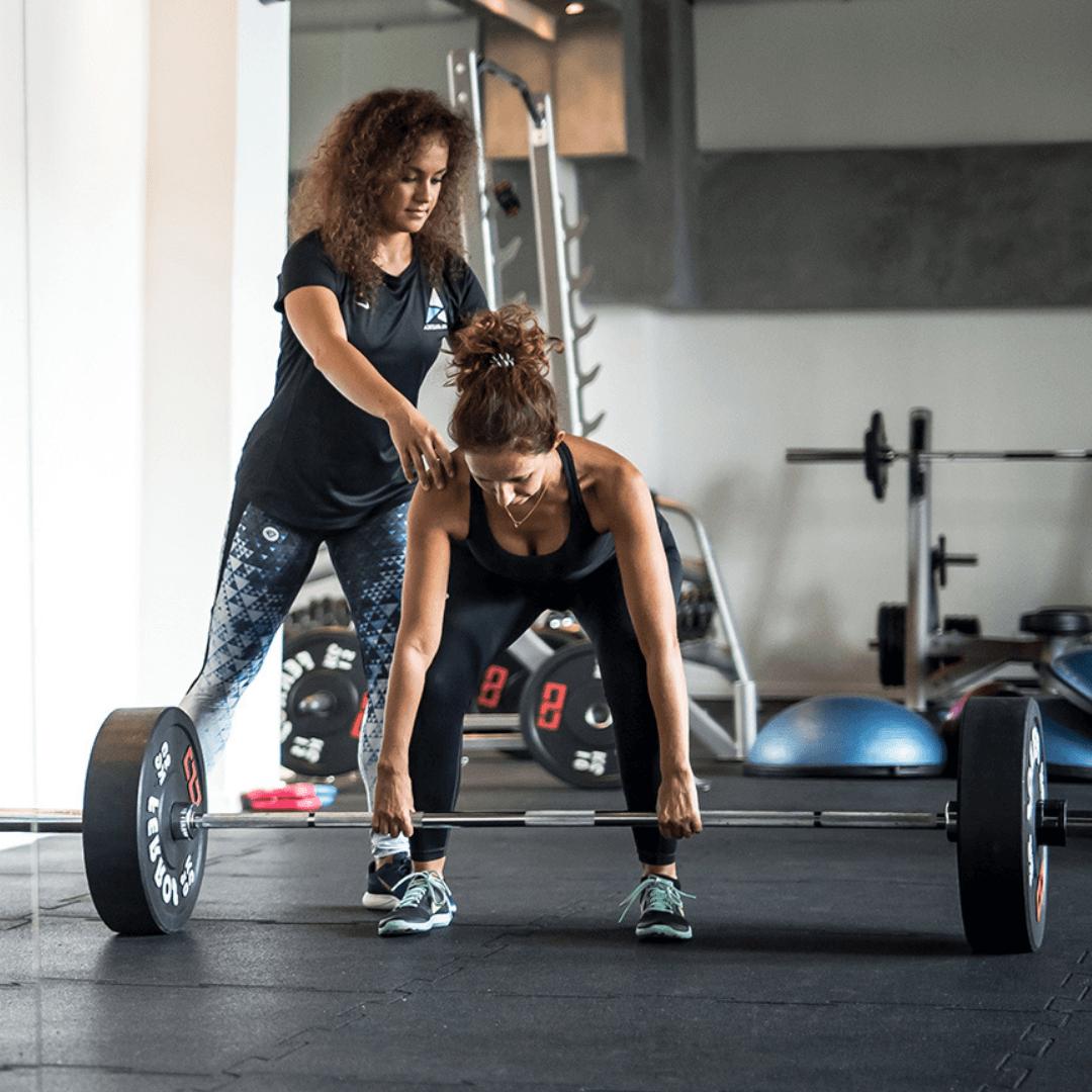 Trening personalny Kraków, Trening dla kobiet, Ćwiczenia dla kobiet