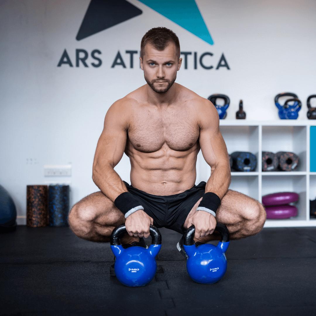 Trening personalny dla mężczyzn