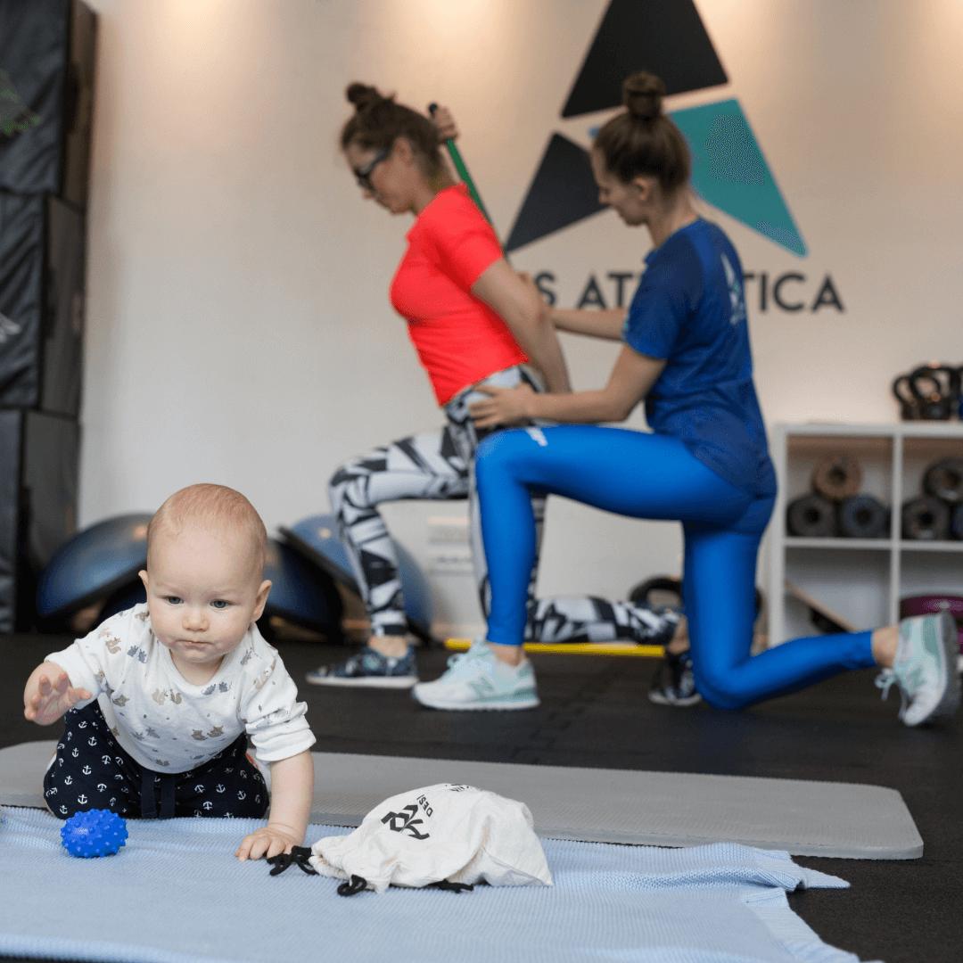 Trening po porodzie